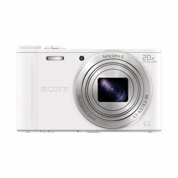 """Sony Cyber-shot DSC-WX350 18.2MP 1/2.3"""" CMOS 4896 × 3264Pixels Wit"""