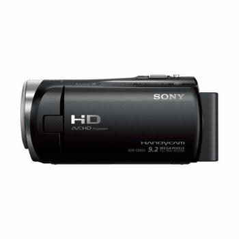 Sony HDR-CX450 Handcamcorder 2.29MP CMOS Full HD Zwart