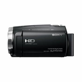 Sony HDR-CX625B Handcamcorder 2.29MP CMOS Full HD Zwart