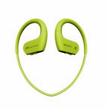 Sony NW-WS623 MP3 speler 4GB Groen