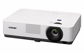 Sony VPL-DX220 2700ANSI lumens 3LCD XGA (1024x768) Desktop projector Wit beamer/projector