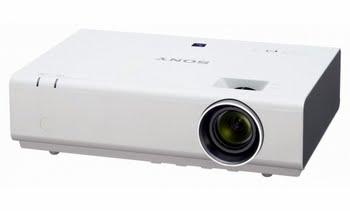 Sony VPL-EX255 3300ANSI lumens 3LCD XGA (1024x768) Draagbare projector Walnoot beamer/projector