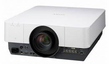 Sony VPL-FHZ700L 7000ANSI lumens 3LCD WUXGA (1920x1200) Desktopprojector Zwart, Wit beamer/projector