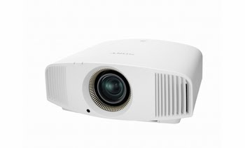 Sony VPL-VW550ES 1800ANSI lumens SXRD DCI 4K (4096 x 2160) 3D Wall-mounted projector Wit