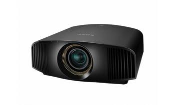 Sony VPL-VW550ES 1800ANSI lumens SXRD DCI 4K (4096 x 2160) 3D Wall-mounted projector Zwart