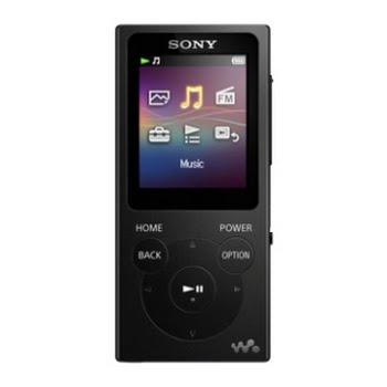 Sony Walkman NW-E393B MP4 4GB Zwart