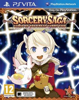 Sorcery Saga Curse of the Great Curry God (PS Vita)