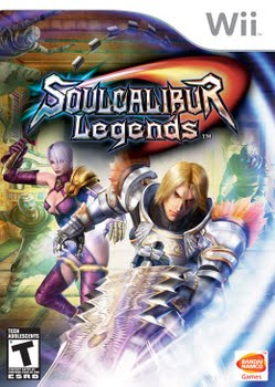 Soul Calibur Legends (Nintendo Wii)