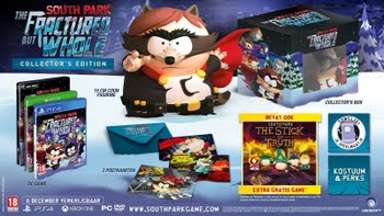 South Park the Fractured But Whole Collector's Edition (Xbox One)