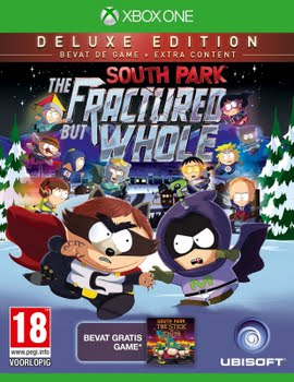 South Park the Fractured But Whole Deluxe Edition (+ Pre-order Bonus) (Xbox One)