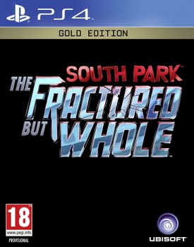 South Park the Fractured But Whole Gold Edition (PS4)