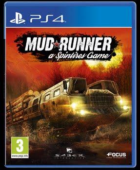 Spintires Mud Runner (PS4)