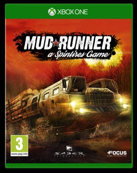 Spintires Mud Runner (Xbox One)