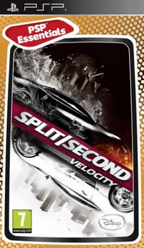 Split / Second Velocity (essentials) (Sony PSP)