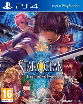 Star Ocean Integrity and Faithlessness (PS4)