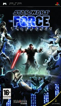 Star Wars The Force Unleashed (Sony PSP)