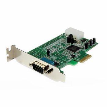 StarTech.com 1-poort Low Profile Native RS232 PCI Express Seriële Kaart met 16550 UART