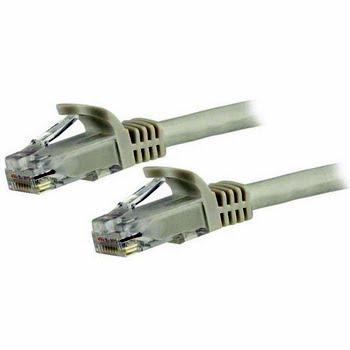 StarTech.com Cat6 patchkabel met snagless RJ45 connectors 3 m, wit