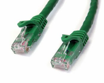 StarTech.com Cat6 patchkabel met snagless RJ45 connectors 7 m, groen