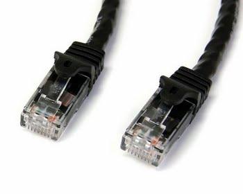 StarTech.com Cat6 patchkabel met snagless RJ45 connectors 7 m, zwart