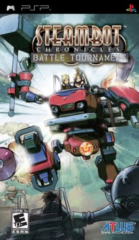 Steambot Chronicles Battle Tournament (Sony PSP)