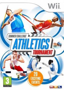 Summer Challenge Athletics Tournament (Nintendo Wii)