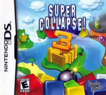 Super Collapse! 3 (Nintendo DS)