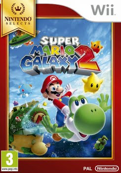 Super Mario Galaxy 2 (Nintendo Selects) (Nintendo Wii)