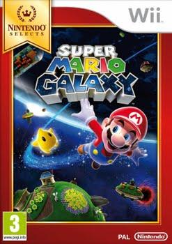 Super Mario Galaxy (Nintendo Selects) (Nintendo Wii)