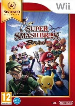 Super Smash Bros Brawl (Nintendo Selects) (Nintendo Wii)