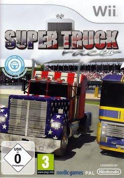 Super Truck Racer (Nintendo Wii)