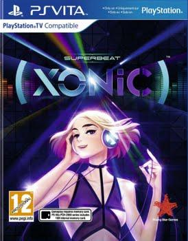 Superbeat Xonic (PS Vita)