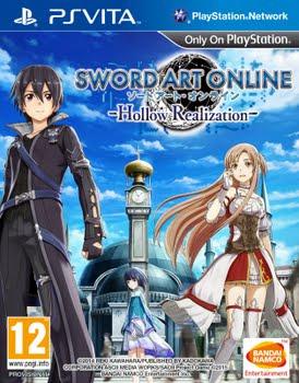 Sword Art Online Hollow Realization (PS Vita)