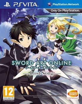 Sword Art Online Lost Song (PS Vita)