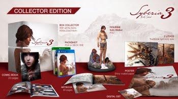 Syberia 3 Collector's Edition (Xbox One)