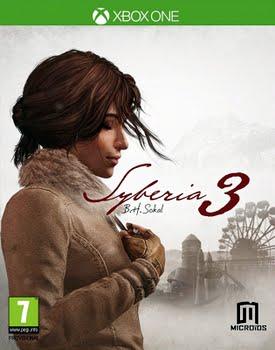 Syberia 3 (Xbox One)