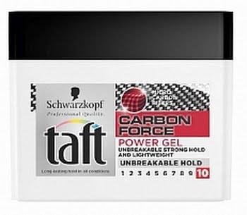 Taft Gel Carbon Force Cube 250ml