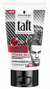Taft Gel Carbon Force Tube 150ml
