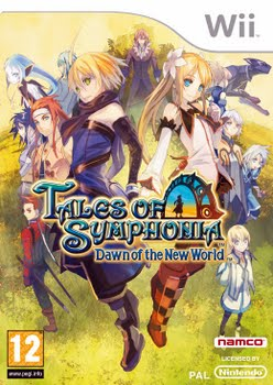 Tales of Symphonia Dawn of the New World (Nintendo Wii)