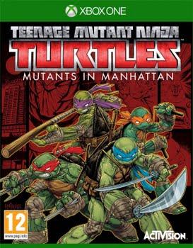 Teenage Mutant Ninja Turtles Mutants in Manhattan (Xbox One)