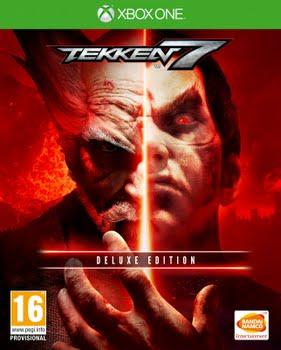 Tekken 7 Deluxe Edition (+ Pre-Order Bonus) (Xbox One)