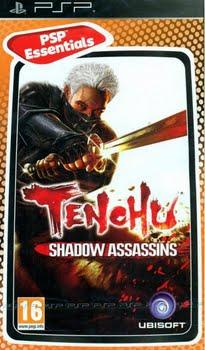 Tenchu 4 Shadow Assassins (essentials) (Sony PSP)