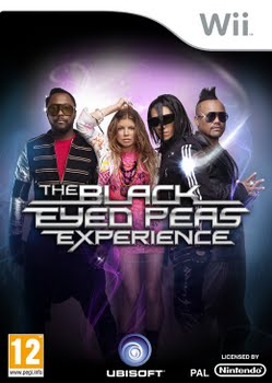 The Black Eyed Peas The Experience (Nintendo Wii)