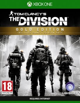 The Division (Gold Edition) (greatest hits) (Xbox One)