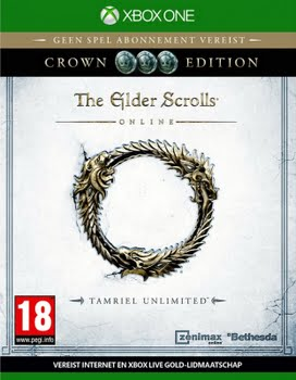 The Elder Scrolls Online: Tamriel Unlimited (Crown Edition Day 1) (Xbox One)