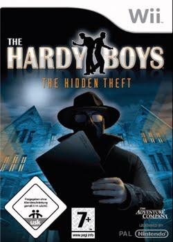 The Hardy Boys the Hidden Theft (Nintendo Wii)