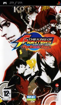 The King of Fighters Collection The Orochi Saga (Sony PSP)