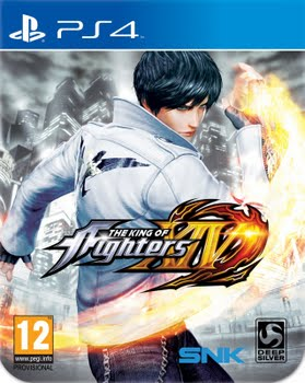 The King of Fighters XIV - Day One Steelbook & DLC Edition (PS4)