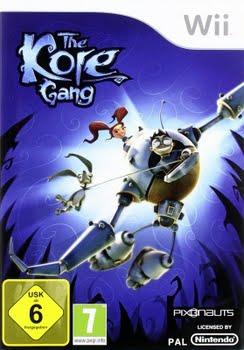 The Kore Gang (Nintendo Wii)