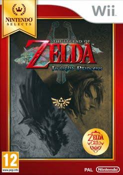 The Legend of Zelda Twilight Princess (Nintendo Selects) (Nintendo Wii)